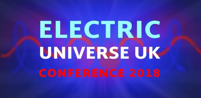 Reconnect 2018 Electric Universe UK Conference